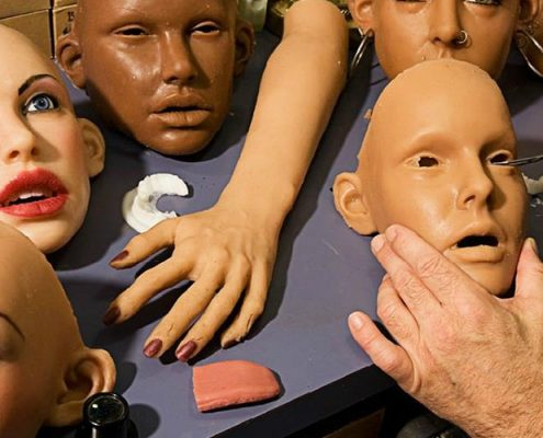sibetter lifecasting silicone rubber for mask