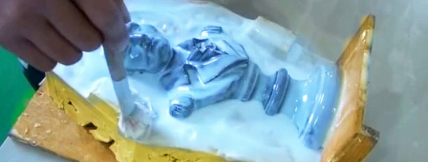 sibetter silicone rubber-for-making mould by brushing