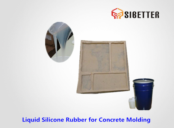 liquid tin cure silicone for stone molding