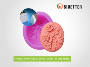 liquid silicone rubber for soap molds xb s715