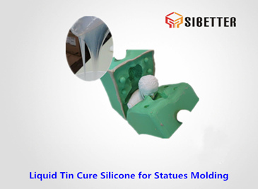 liquid rtv tin cure silicone rubber