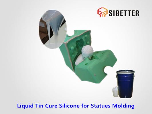liquid rtv tin cure sculpture moldmaking silicone