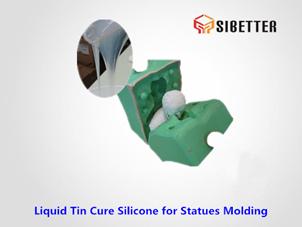 liquid rtv tin cure silicone rubber