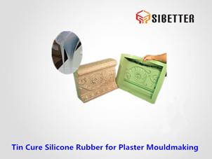 liquid tin cure silicone rubber