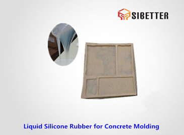 liquid tin cure silicone for stone moulding