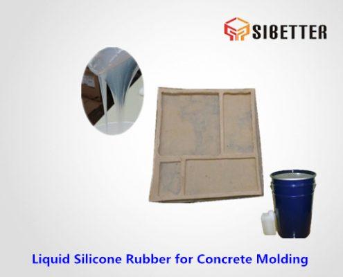 liquid tin cure silicone for stone molding