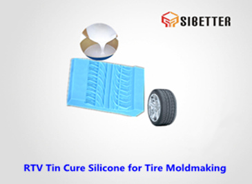 tyre moldmaking silicone