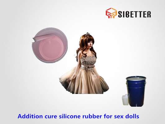 medical grade lifecasting silicone rubber for dolls